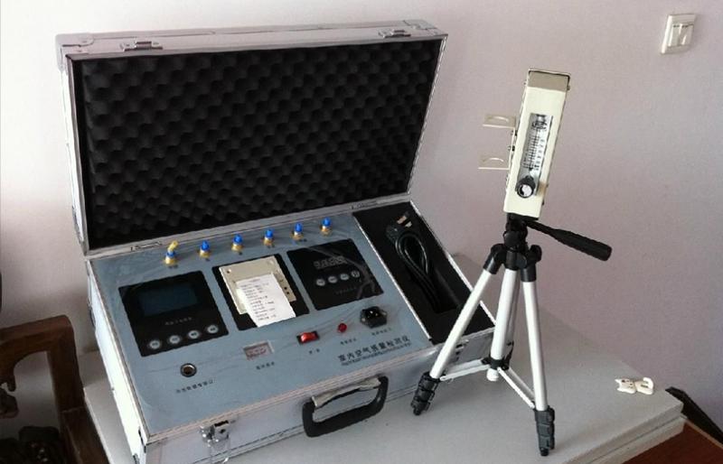 室内氨浓度检测