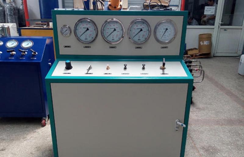 承压管道系统和设备及阀门水压试验