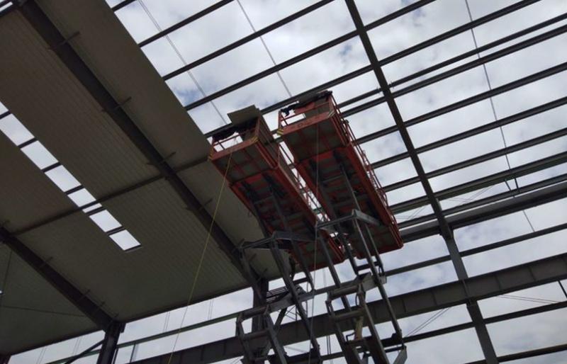 钢结构防腐及防火涂装检测
