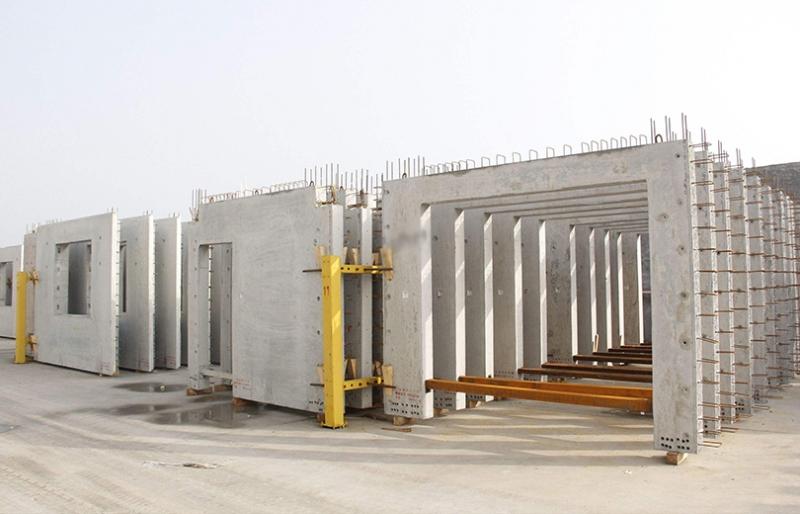 混凝土预制构件结构性能检测
